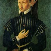 Claude, the daughter of Anne and Louis