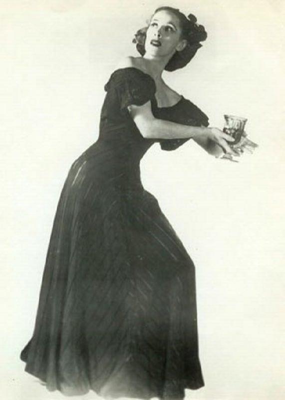 Graceful Martha Graham