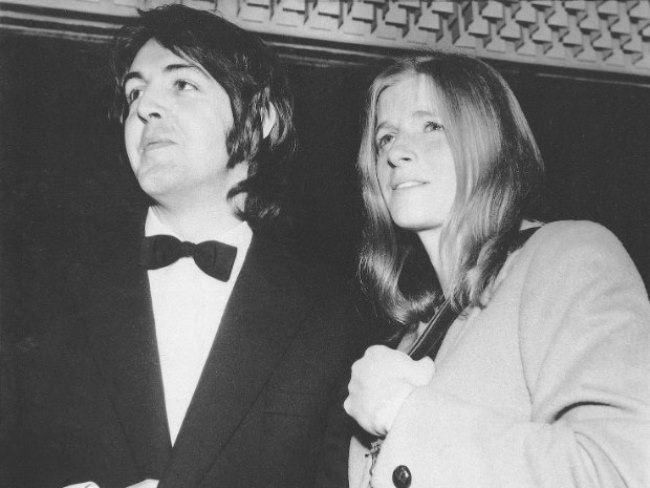 Great Linda and Paul McCartney