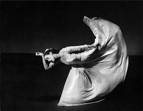 Martha Graham – wonderful dancer
