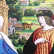 Well known Anne of Brittany