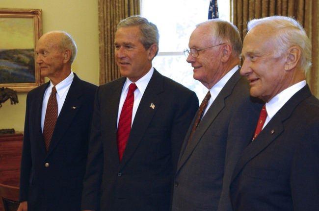 Apollo 11 Crew at the White House