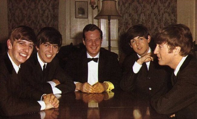 Astonishing Beatles and Brian Epstein