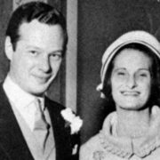 Brian Epstein and his mother
