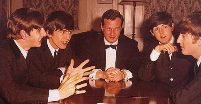 Fabulous Beatles and Brian Epstein