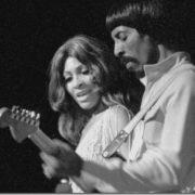 Gorgeous Tina and Ike Turner