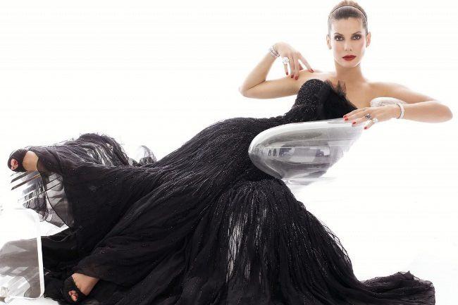 Graceful Sandra Bullock