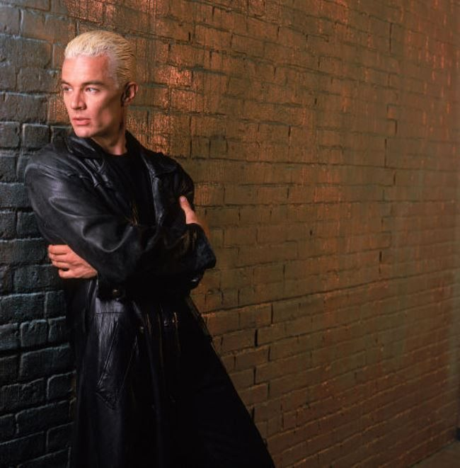 Known James Marsters
