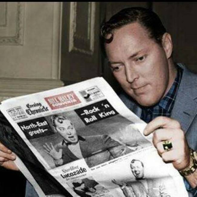 Magnificent Bill Haley