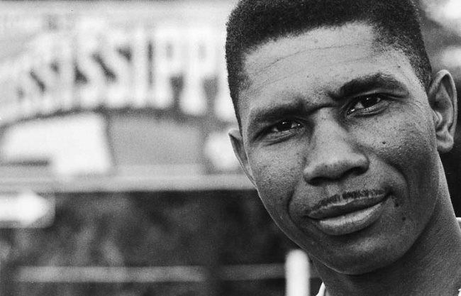 Martyr of the civil-rights movement Medgar Evers