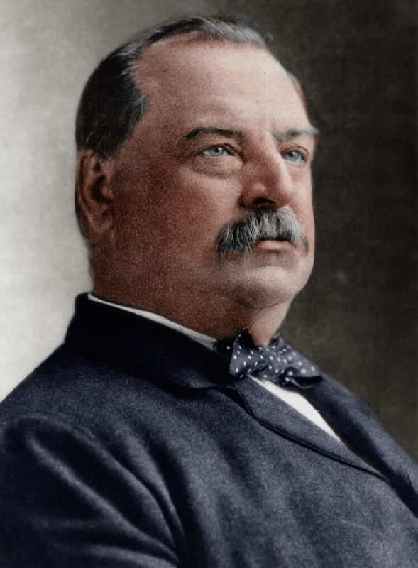Memorable Grover Cleveland