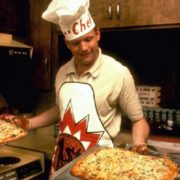 Legendary Neil Armstrong is cooking