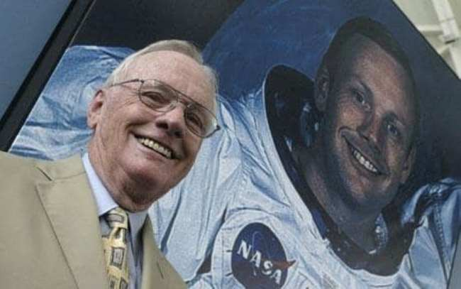 Outstanding Neil Armstrong