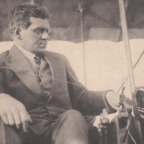Sergei Utochkin – first Russian pilot