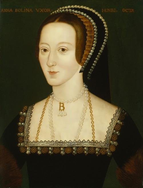 2. Anne Boleyn