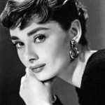 Hepburn - British and American actress