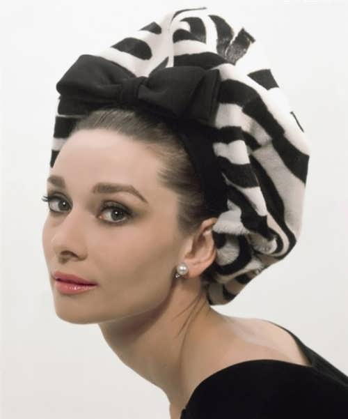 Audrey – great actress
