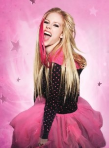 Avril – outspoken and rebellious