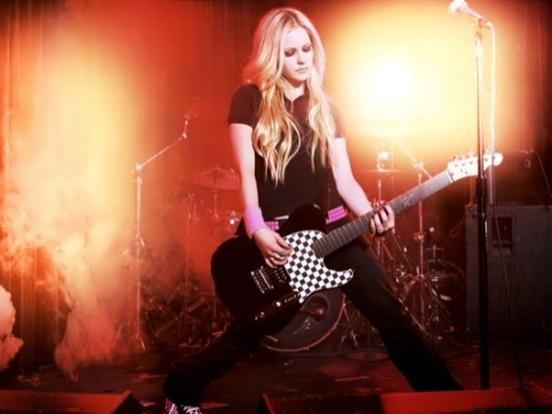 Her dream is to rock the whole world