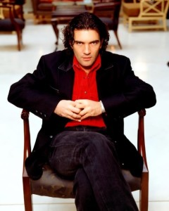 Banderas – famous Hollywood actor
