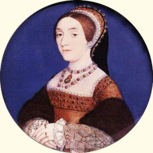 5. Catherine Howard by Hans Holbein