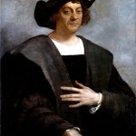 Columbus. A portrait by Sebastiano del Piombo. Many artists have tried to paint Columbus but his actual appearance remains a mystery