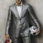 David Beckham – successful football player