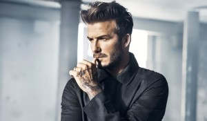 Beckham – successful football player