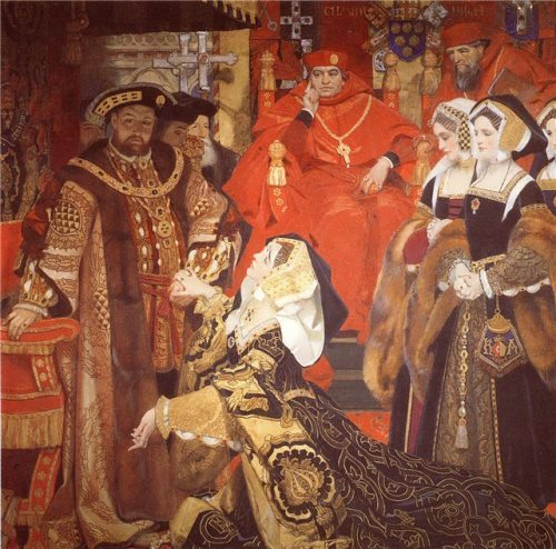 Divorce from Catherine of Aragon