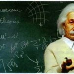 Einstein – great scientist