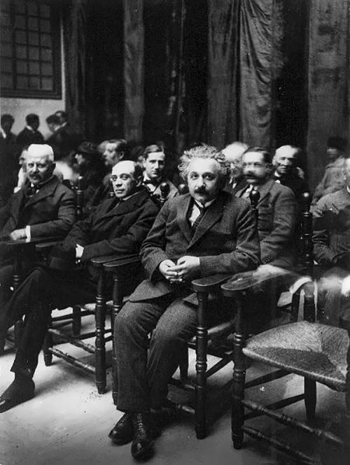Einstein in Barcelona, 1923