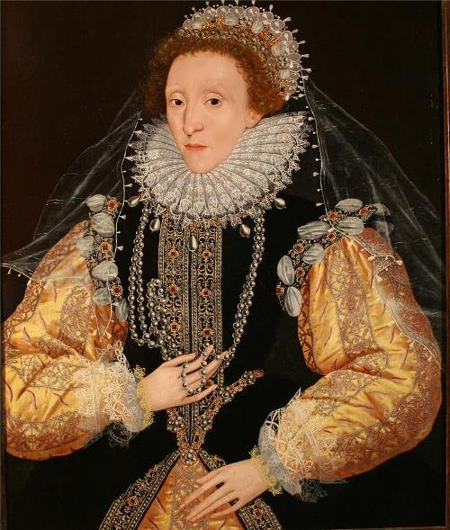 Elizabeth I – good queen Bess