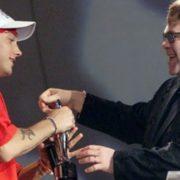 Eminem and Elton John