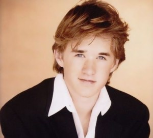 Haley Joel Osment in his youth