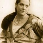 Rubinstein - founder of the cosmetics line