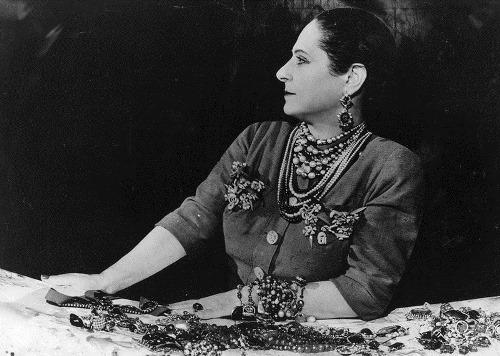 Helena Rubinstein – Queen of cosmetics