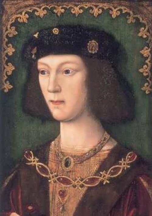 Henry VIII, 1509