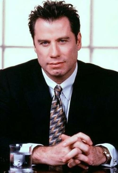 Travolta - American actor and dancer