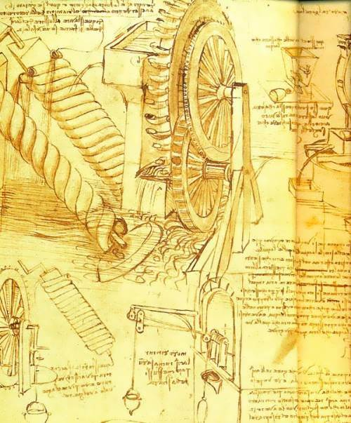 Mechanisms of Leonardo