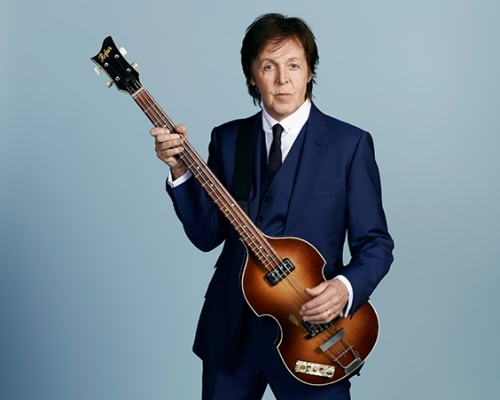Sir James Paul McCartney