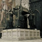 Tomb of Columbus in Seville