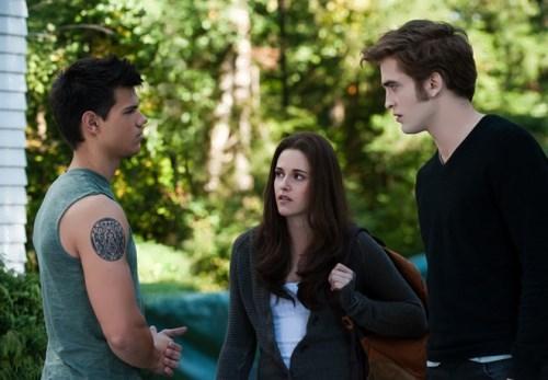 Pattinson – Twilight star