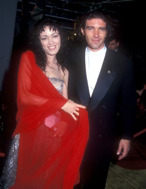 Antonio and his first wife Ana Lesa