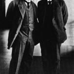 Einstein and Fritz Haber, 1914
