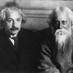 Einstein and Rabindranath Tagore