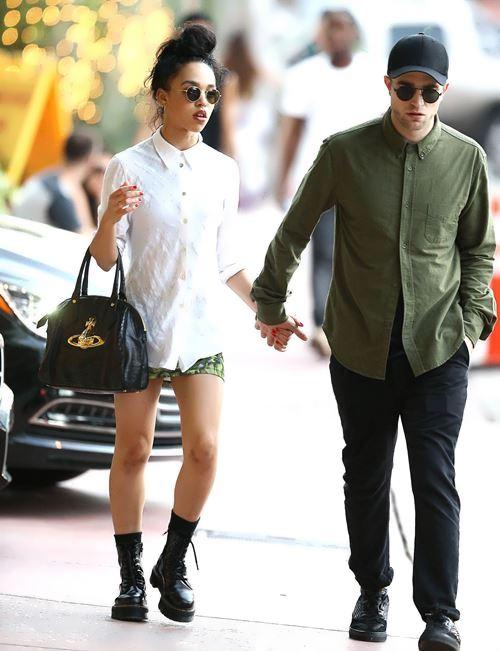 Pattinson and Tahliah Debrett Barnett