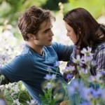 Pattinson and Kristen Stewart