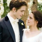 Pattinson and Kristen Stewart