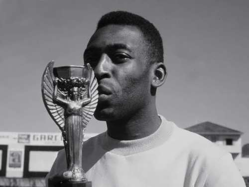 Edson Ai antes do Nascimento - famous footballer