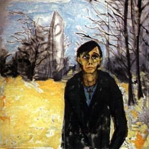 Berlin Landscape with J.O. 1978